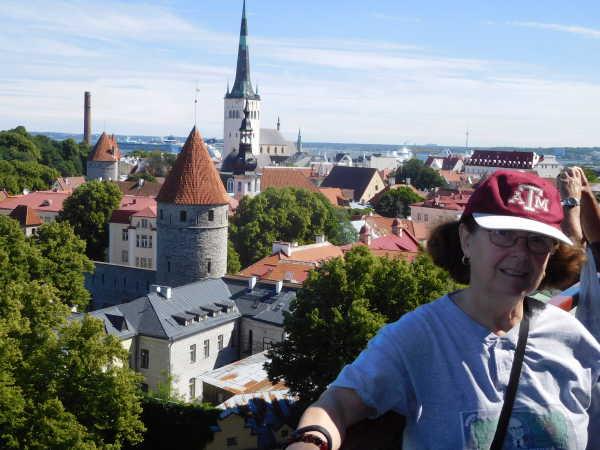 Overview of Tallinn