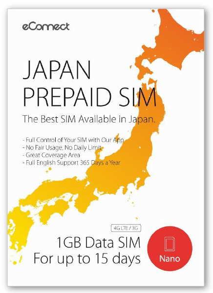 Japanese Data SIM