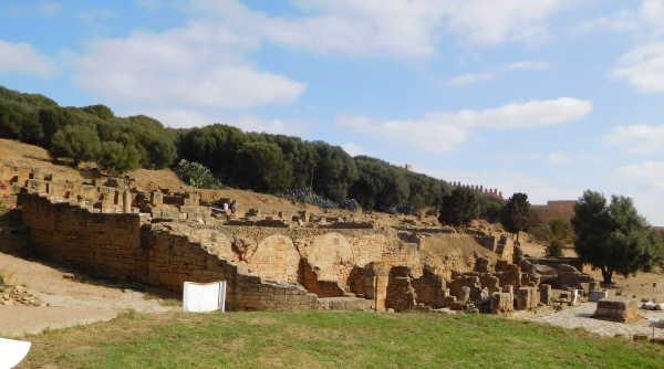 Roman side