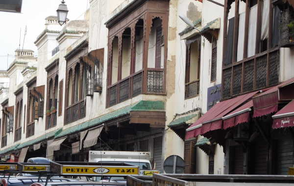 Jewish Balconies