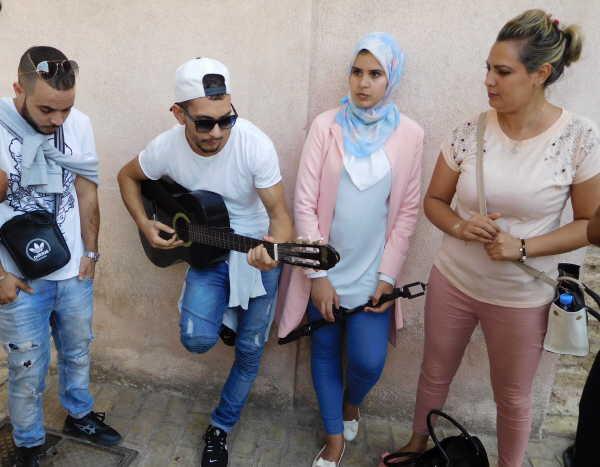 Stidents in Meknes