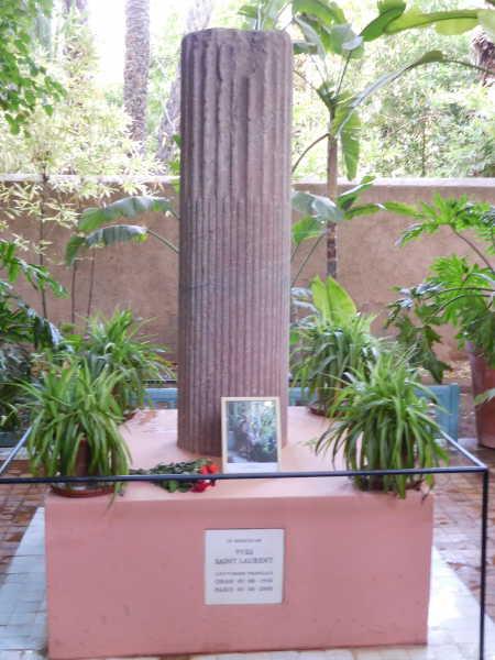 YSL monument