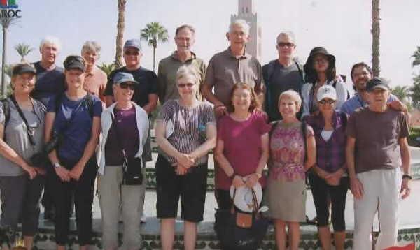 OAT travel group