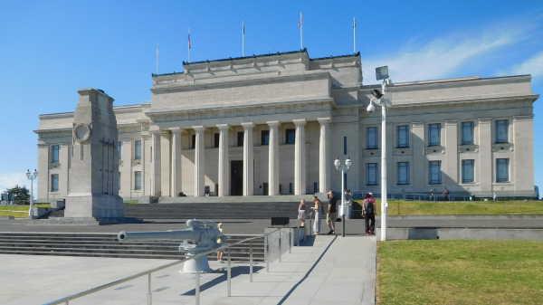Auckland War Memorial and Museum