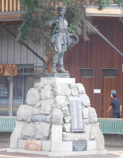 Devonport war memorial