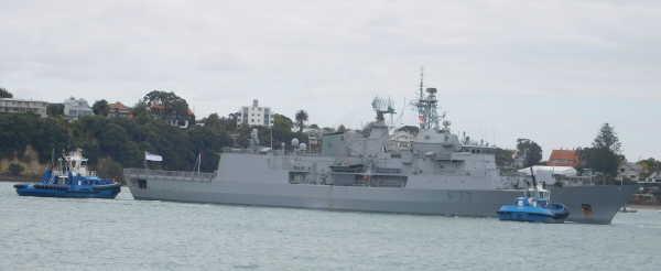 Devonport naval ship