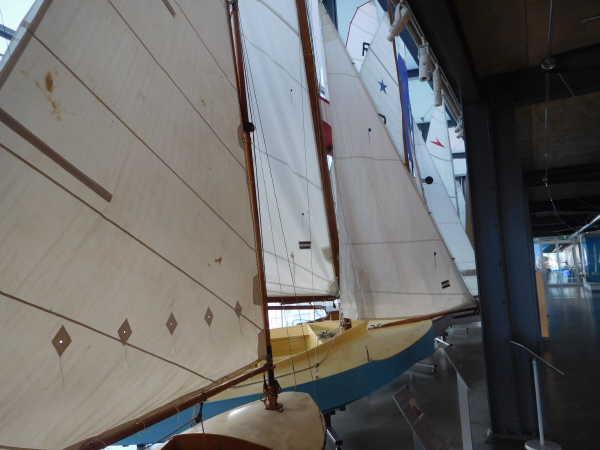 recreational sailboats