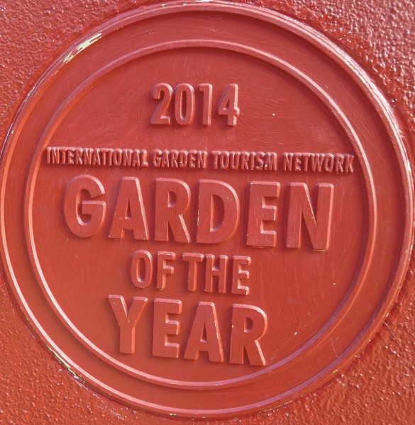 Hamilton Garden Medallion