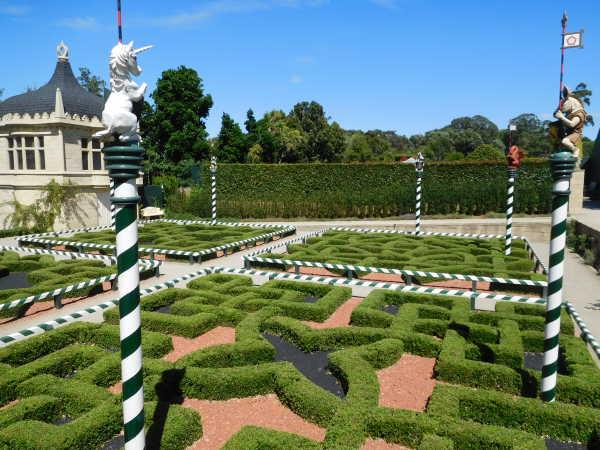 Hamilton Fancy Garden