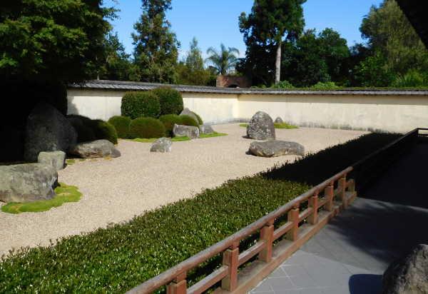 Hamilton Japanese garden