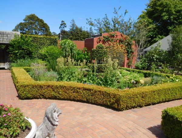 Hamilton Herb garden