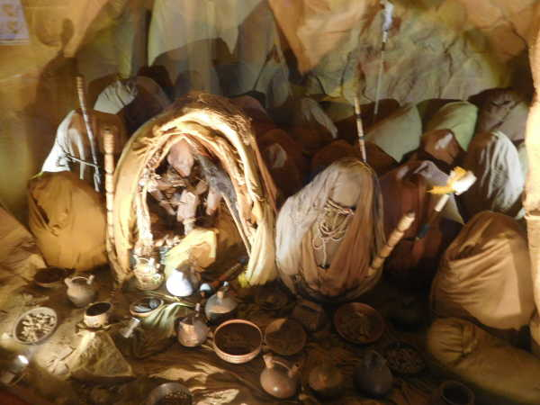 Larco mummy