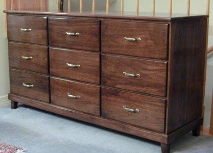 large bedroom dressers. Finished dresser 1476 Dressers at www plesums com wood